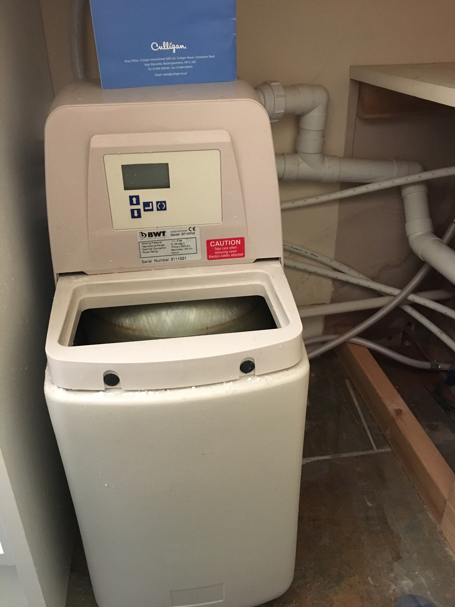 Cheap water softener