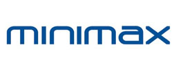 Minimax water softener logo