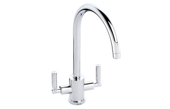 APL Aquamatic Atlas Chrome 3-way tap