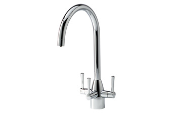 APL Aquamatic Stratus Chrome 3-way tap