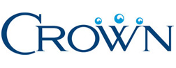 Crown water softener logo