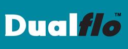 Dualflo water softener logo